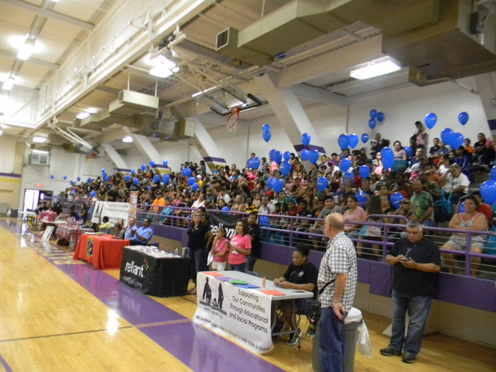 Corpus Christi Back-to-school health fair August