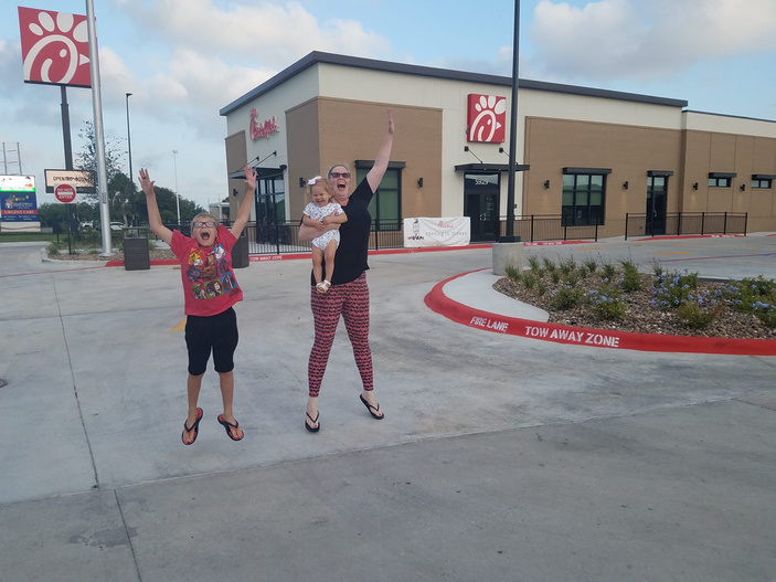 Fifth Chick-fil-A to open in Corpus Christi