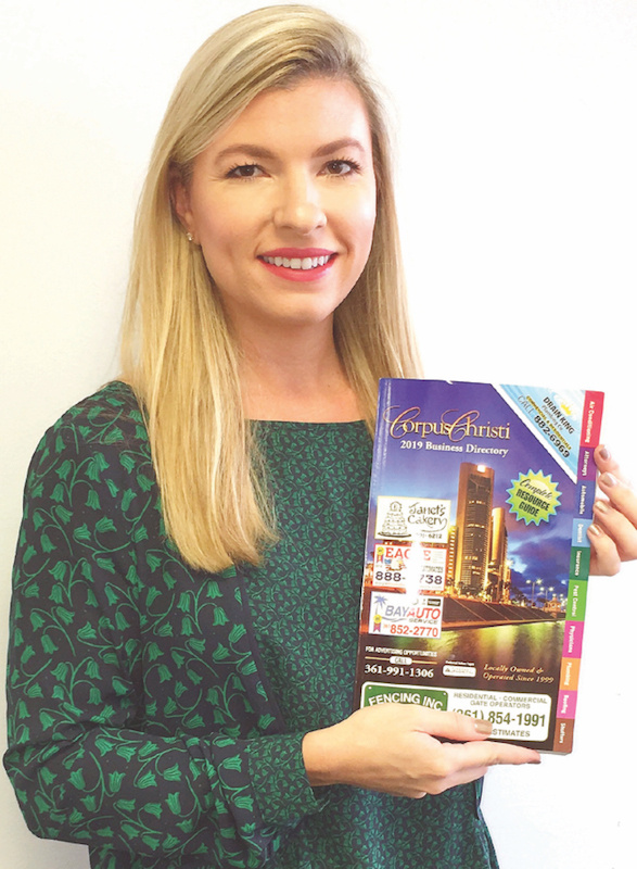 The 2019 Corpus Christi Business Directories are here
