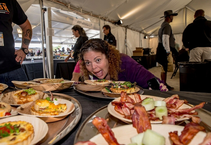 Local Chefs in the Mix at World Food Championships