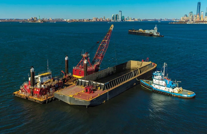 Port of Corpus Christi Dredging to Begin