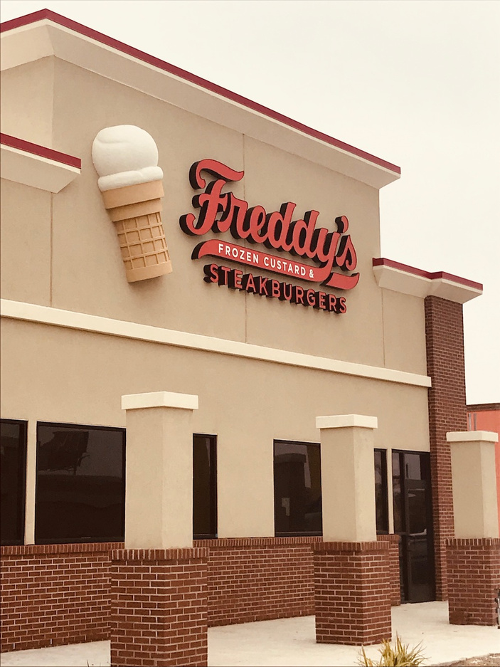 Freddy's Steakburger to Open Soon in Corpus Christi