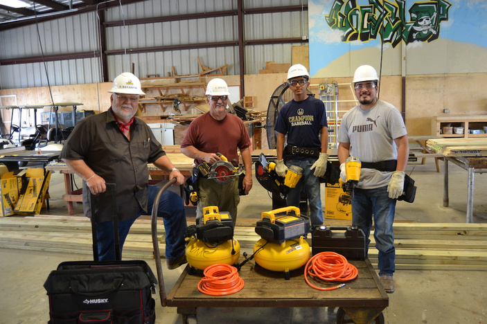 Free Carpentry Program Trains Workers in Corpus Christi