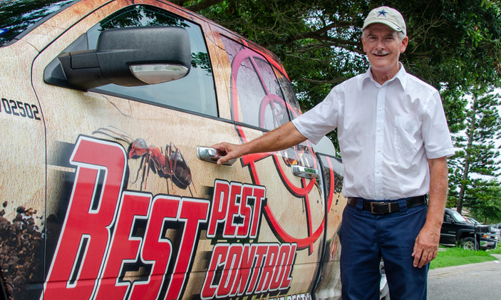 When pests are your guests, call Best Pest Control Corpus Christi