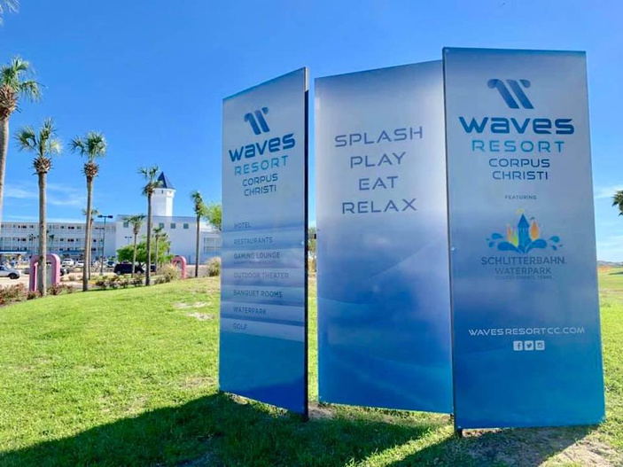 Schlitterbahn is now Waves Resort Corpus Christi
