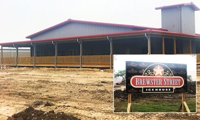 Brewster Street Ice House Southside to Open in June Corpus Christi