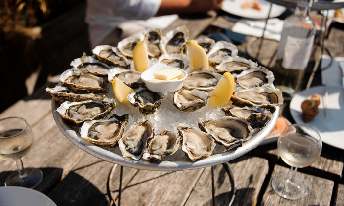 Texas Muscles in on Oyster Farming Corpus Christi