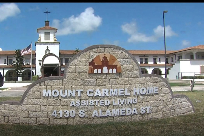 Ed Rachal Foundation buys Mount Carmel in Corpus Christi