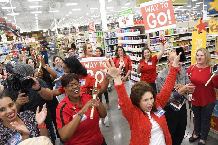 H-E-B Ranked Top Place to Work in U.S.