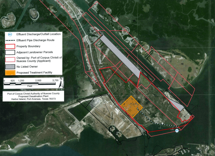 Harbor Island Desal Plant Now Contested Case