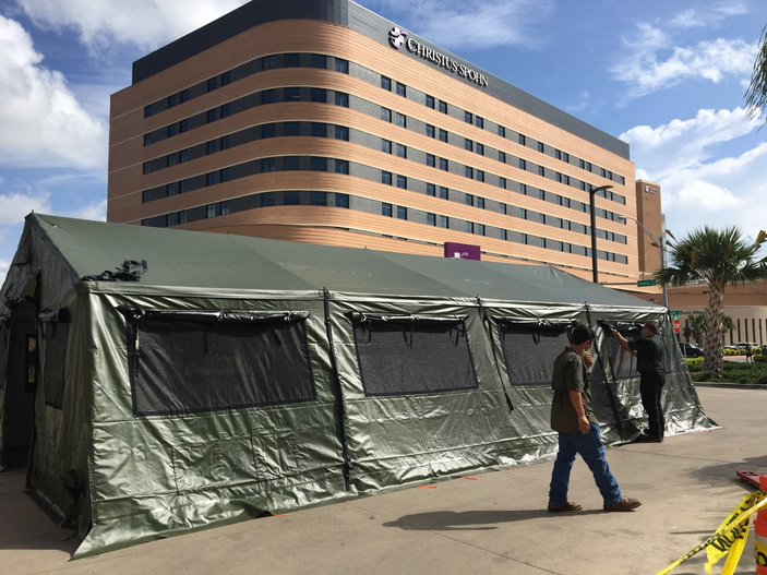International Medical Corps deploys to Corpus Christi