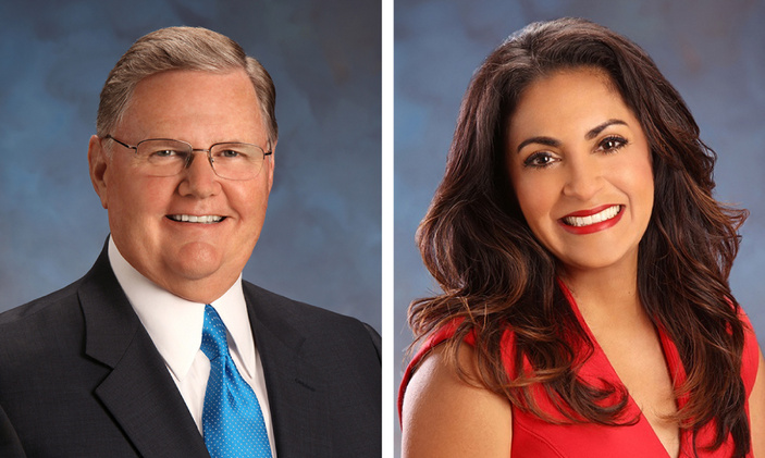Dec. 15 runoff for Corpus Christi mayor