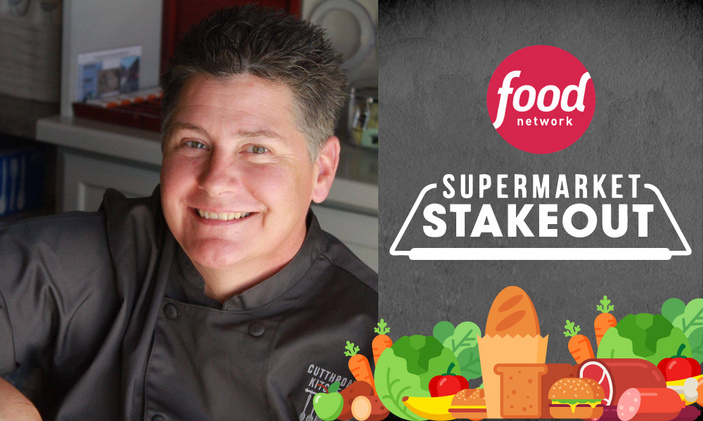 Port Aransas chef competes on 'Supermarket Stakeout'