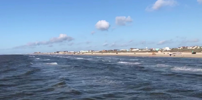 Corpus Christi, Port Aransas Reopen Beaches