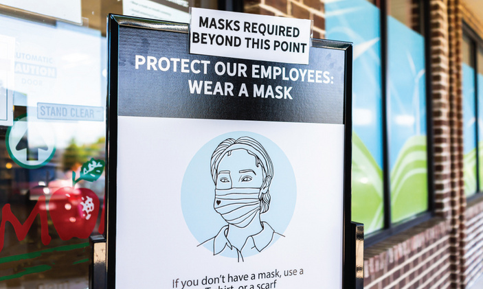 Masks Mandatory in Nueces County, Corpus Christi