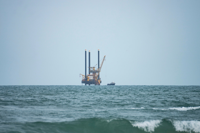 Padre Island Gas Leak to be contained Sept. 8