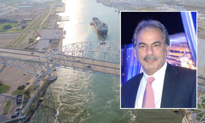 Rajan Ahuja appointed to Port of Corpus Christi Commission