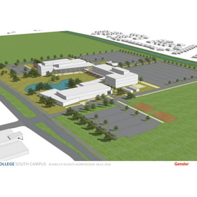 Del Mar Southside Campus Gets New Design corpus christi