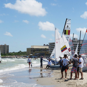 Youth World Sailing Championships now in Corpus Christi