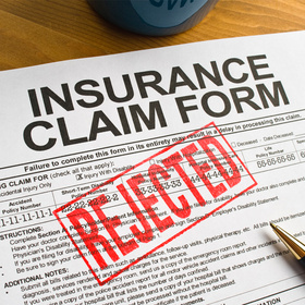 What To Do When Insurance Claims are Rejected