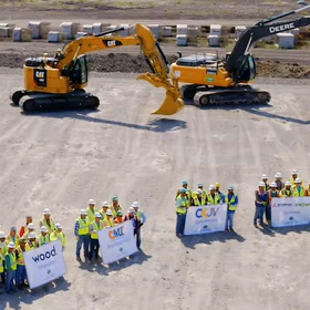 ExxonMobil Plant Breaks Ground