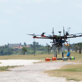 Drone Testing to Affect Traffic in Corpus Christi