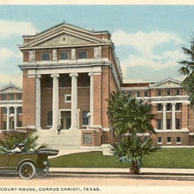 Old Nueces County Courthouse Saved for Now Corpus Christi