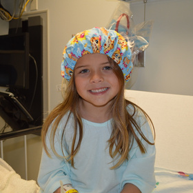 Volunteers Sew Up Surgical Caps for Driscoll Children's Hospital Corpus Christi