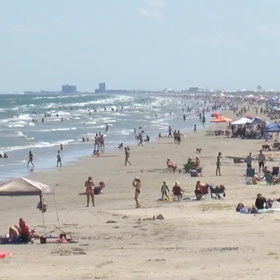 Vehicles Back on Port Aransas Beaches