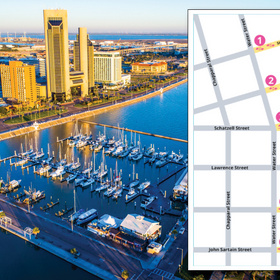 Corpus Christi Downtown Converts to 2-Way Streets