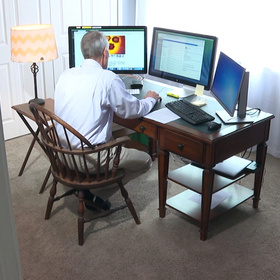Nueces County work-from-home order