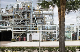 World's Largest Refrigerant Plant in Ingleside