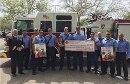 Help Corpus Christi Firefighters Fill the Boots