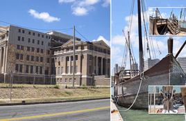 Extensions for 2 historic relics in Corpus Christi