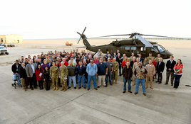 Black Hawk Choppers Get an Upgrade in Corpus Christi