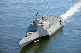 USS Kingsville named after local community