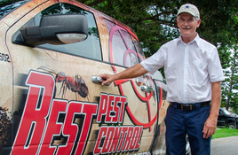 When pests are your guests, call Best Pest Control