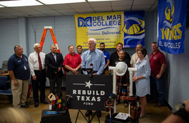 Del Mar's Free Carpentry Classes to Expand in Corpus Christi