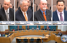 Public Interviews Held for 4 Corpus Christi City Managers