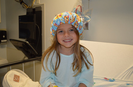 Volunteers Sew Up Surgical Caps for Driscoll Children's Hospital