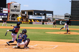 Triple-A Astros report to Whataburger Field March 31