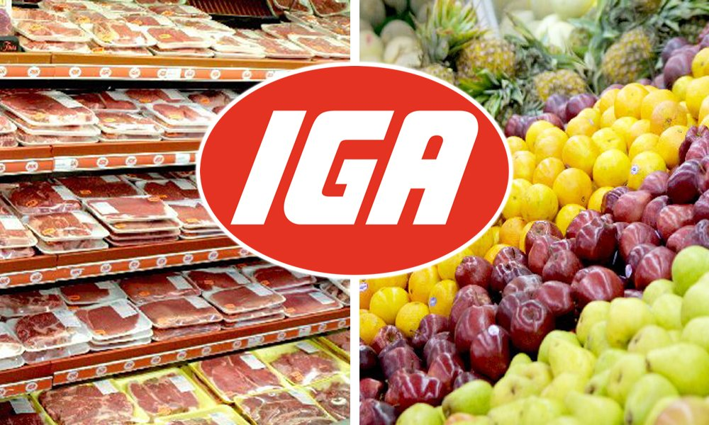 IGA Grocery May Open on Padre Island Next Year