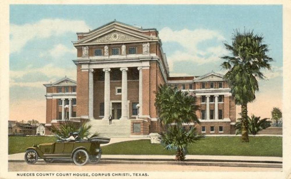 Old Nueces County Courthouse Saved for Now