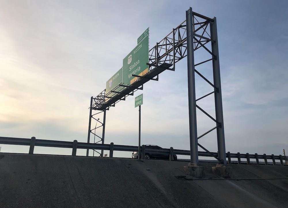 I-37 in Corpus Christi Due a Makeover