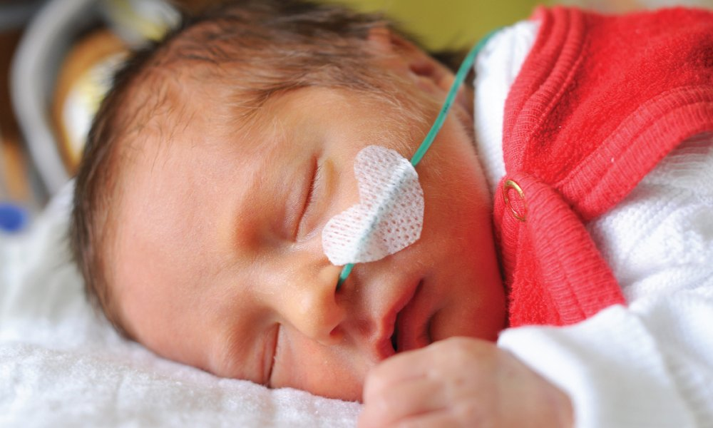 Driscoll Children's Hospital Retains Level IV NICU