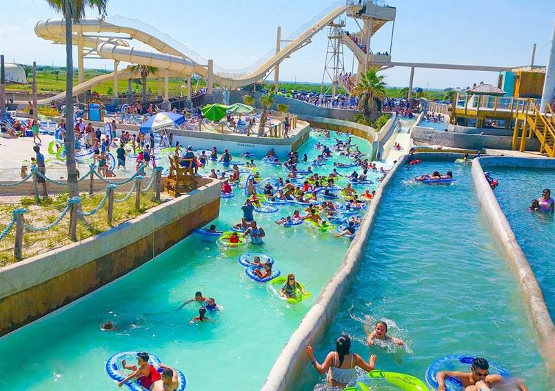 Land Around Schlitterbahn Corpus Christi Auctioned Off