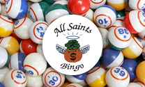 All Saints Bingo