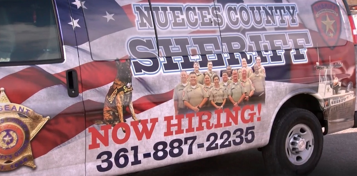 Nueces County Sheriff's Office Needs You
